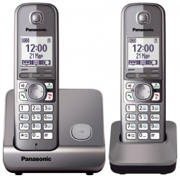 Купить Радиотелефон Panasonic KX-TG6712