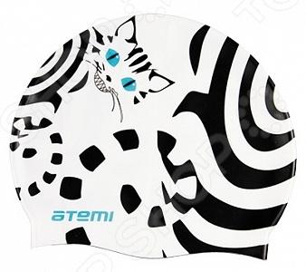 Шапочка для плавания Atemi PSC412