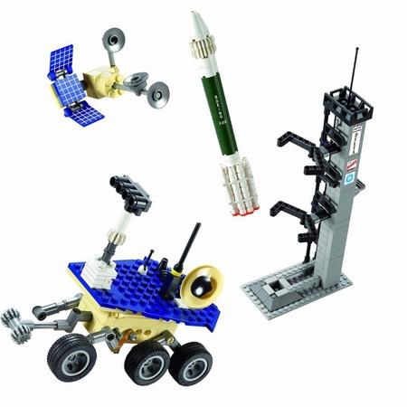 Купить Конструктор для мальчика Brick 512