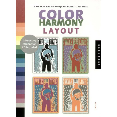 Купить Color Harmony Layot (+CD)