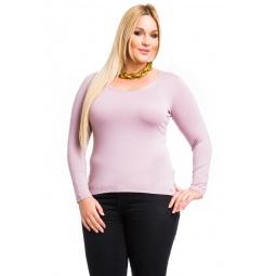 фото Кофта Mondigo XL 436. Цвет: розовый. Размер одежды: 48