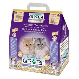 Купить Наполнитель для кошачьего туалета Cat's Best Nature Gold