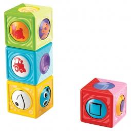 фото Набор развивающий Fisher Price CBL30 «Волшебные кубики. Вариант 1»