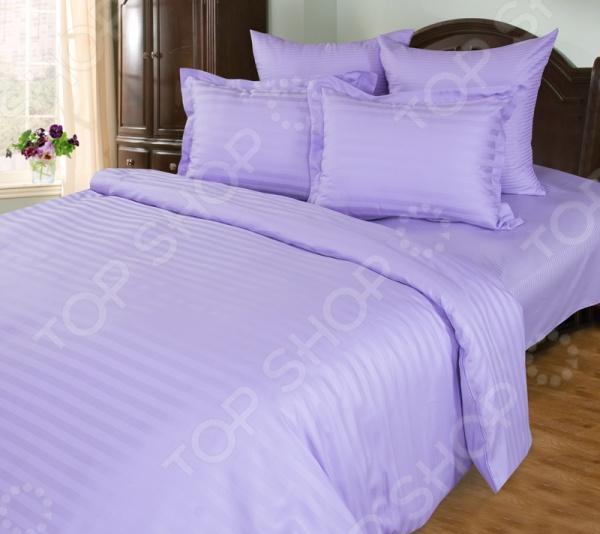 Комплект постельного белья Королевское Искушение «Фиалка» 1710364 комплекты белья linse комплект белья