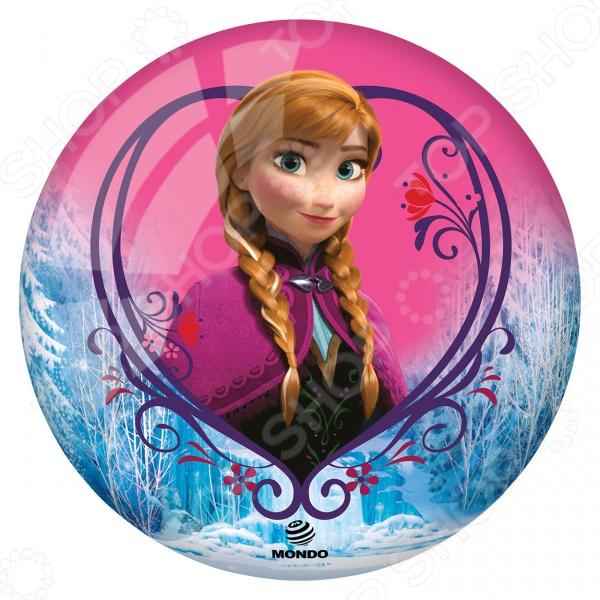 Мяч детский Mondo 06/891 «Холодное сердце» парик анны холодное сердце uni