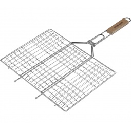 фото Решетка-гриль плоская Grinda Barbecue. Размер: 300х400 мм