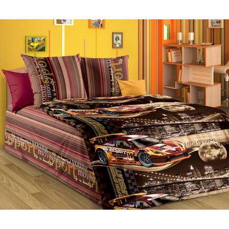 Купить Детский комплект постельного белья Бамбино «Неон»