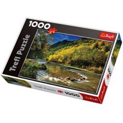 Купить Пазл 1000 элементов Trefl «Река Стрела»