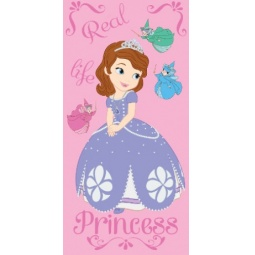 фото Полотенце махровое Непоседа 234640 «Принцесса»