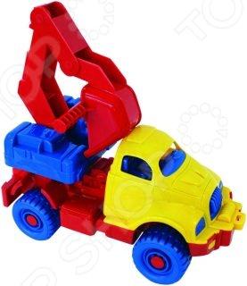 Экскаватор игрушечный Нордпласт «Космический» экскаватор игрушечный pullman игрушка экскаватор и грузовик