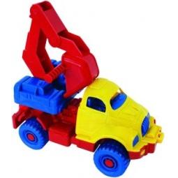фото Экскаватор игрушечный Нордпласт «Космический»
