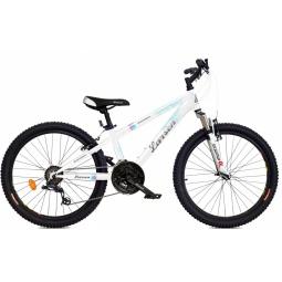 фото Велосипед Larsen Dream Team. Цвет: белый