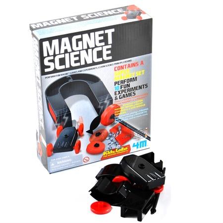 Купить Набор для изобретателей 4M «Наука магнитов»