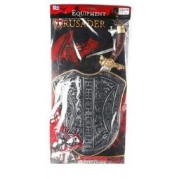 фото Набор древнего воина Shantou Gepai 8673 «Оружие рыцаря»