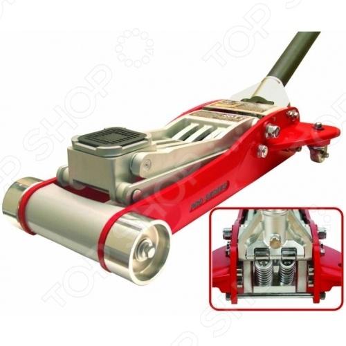 Домкрат гидравлический подкатной Big Red T830002L