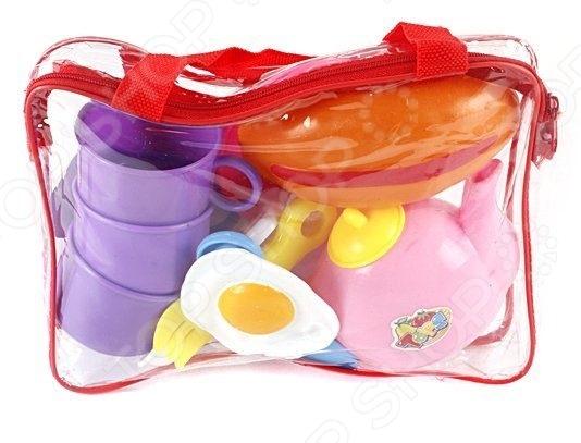 Набор посуды игрушечный Shantou Gepai «Завтрак»