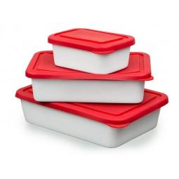 фото Набор форм для выпечки Oursson BW2109SC. Цвет: красный