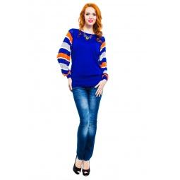 фото Джемпер Mondigo 9493. Цвет: темно-синий. Размер одежды: 44