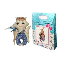 Купить Подарочный набор для изготовления текстильной игрушки Кустарь «Сережка»