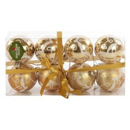 фото Набор новогодних шаров Новогодняя сказка 971525
