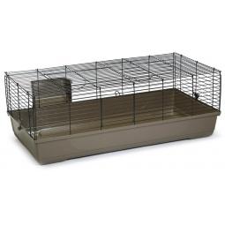 фото Клетка для кролика Beeztees Baldo. Габариты: 1200x590x460