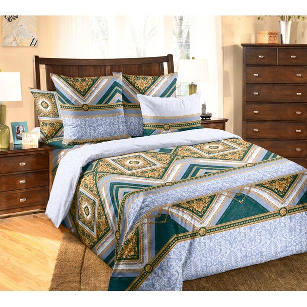фото Комплект постельного белья Белиссимо «Стиль». 2-спальный. Цвет: красный