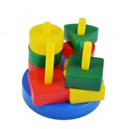 Купить Игра развивающая для малыша Строим вместе «Логический диск»