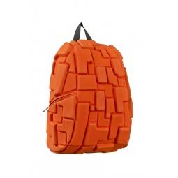 фото Рюкзак MadPax Blok Full. Цвет: оранжевый