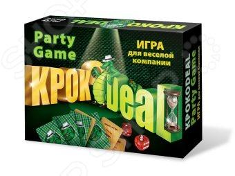 Игра карточная БЭМБИ Кроко deal monopoly deal настольные игры карточная игра монополия веселье картон классика мальчики подарок