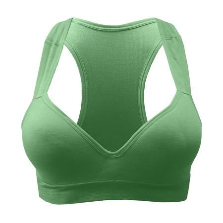 Купить Топ корректирующий Burlesco Z105. Цвет: зеленый