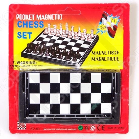 Шахматы магнитные TX4177    /