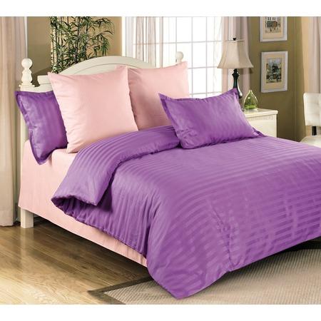 Купить Комплект постельного белья Королевское Искушение «Аметист». 1,5-спальный