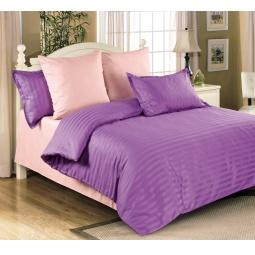 фото Комплект постельного белья Королевское Искушение «Аметист». 1,5-спальный