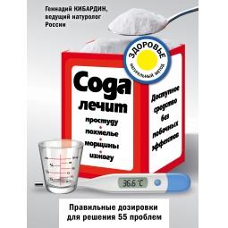 фото Сода лечит: простуду, похмелье, морщины, изжогу
