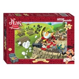 фото Пазл 104 элемента Step Puzzle «Как казаки…»