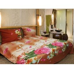 фото Комплект постельного белья Amore Mio Pretty. Mako-Satin. 1,5-спальный