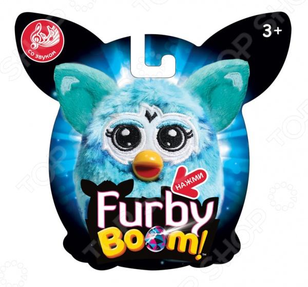 Игрушка интерактивная мягкая 1 Toy Furby «волна»