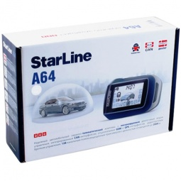 фото Автосигнализация StarLine Twage A64 2CAN Slave