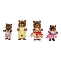 Купить Набор игровой Village Story «Семья бурых мишек»