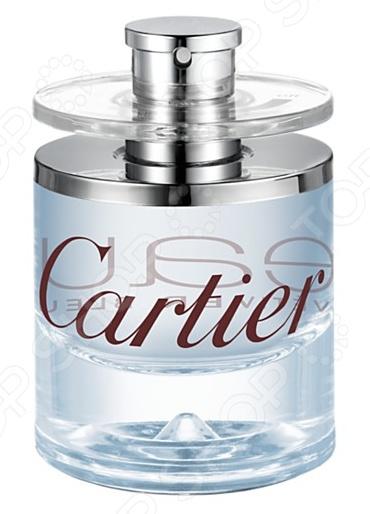 Туалетная вода для женщин Cartier Vetiver Bleu, 50 мл туалетная вода etro vetiver 50 мл