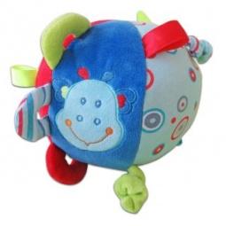 фото Мягкая игрушка развивающая Жирафики «Мяч динозаврик»