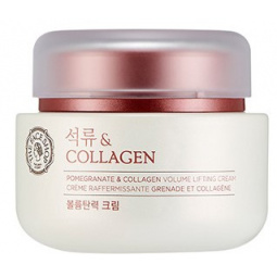 фото Крем для лица THE FACE SHOP Pomegranate&Collagen