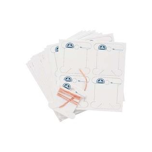 Купить Бумажные бобинки для мулине DMC 6101/12