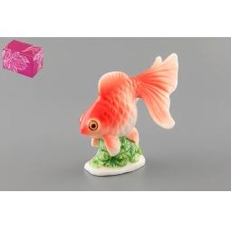 Купить Фигурка декоративная Elan Gallery Золотая рыбка