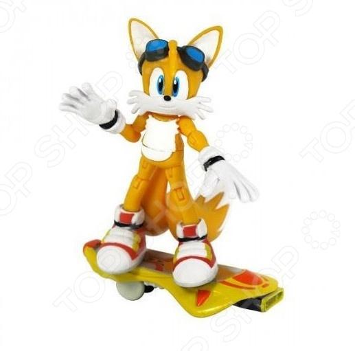 Игрушка-фигурка Sonic Тейлз Фри Райдерс что можно в дьюти фри в домодедово