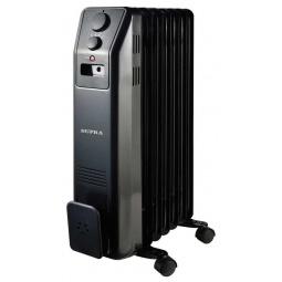 фото Радиатор масляный Supra ORS-07-SN. Цвет: черный