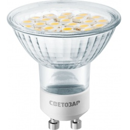 фото Лампа светодиодная Светозар LED technology 44565