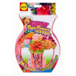 Купить Набор для создания поделок ALEX «Большие цветы из бумаги»