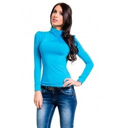 фото Водолазка Mondigo 146. Цвет: бирюзовый. Размер одежды: 46