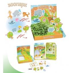 Купить Набор для выращивания Happy Plant «Зоопарк»